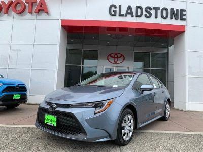 2020 Toyota Corolla (Gray)