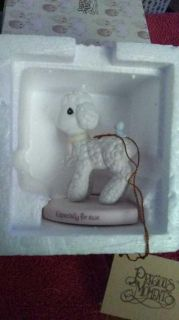 """Precious moments """"especially for ewe"""" new in box"""
