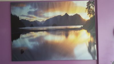 Large Ikea Wall Picture
