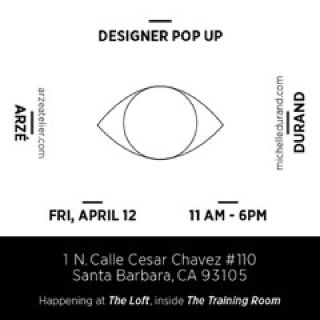 DESIGNER POP-UP SALE