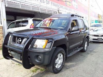 2005 Nissan Xterra S (Black)