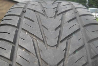 Purchase 1 USED 215/45/R17 TOYO PROXES FZ 4 motorcycle in Cornelia, Georgia, US, for US $65.00