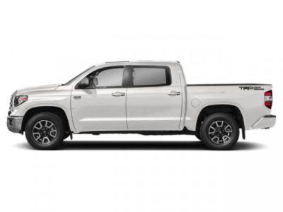 2019 Toyota Tundra Platinum (Super White)