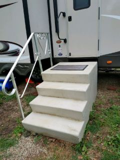 RV Fiberglass steps (four steps)