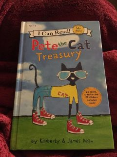 Pete the Cat Treasury - 6 Books in One