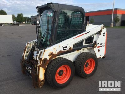 2015 Bobcat S450 Skid-Steer Loader