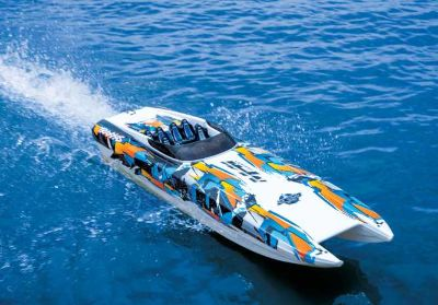 In search of RC boat
