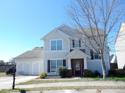 3 Bed 2.5 Bath Preforeclosure Property in Canton, GA 30114 - Pepperbush Bnd