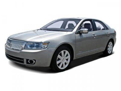 2008 Lincoln MKZ Base (White Suede)