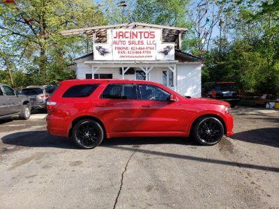 2012 Dodge Durango R/T (Red)