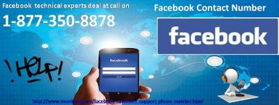 Dial Facebook Contact Number 1-877-850-8878 to Take Help From Techies