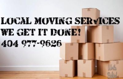 Moving and hauling services