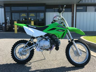2018 Kawasaki KLX 110L Competition/Off Road Motorcycles Greenville, NC