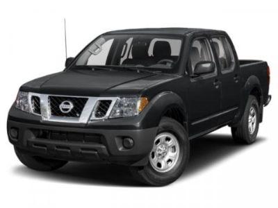 2019 Nissan Frontier XE (Arctic Blue Metallic)