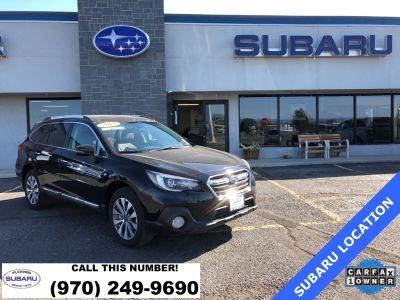 2018 Subaru Outback 2.5i (Crystal Black Silica)