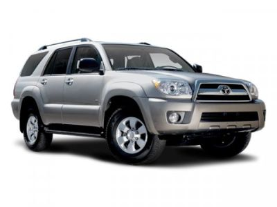2008 Toyota 4Runner SR5 (Natural White)