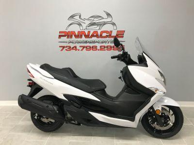 2018 Suzuki Burgman 400 ABS 250 - 500cc Scooters Belleville, MI