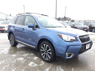 2018 Subaru Forester 2.0XT Touring (Quartz Blue Pearl)