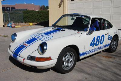 1966 Porsche 912 Race/Track Car - Titled