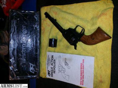 For Sale/Trade: Western Ranger Single Action revolver .22LR & .22 Mag