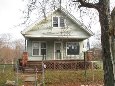 2 Bed 1 Bath Foreclosure Property in Detroit, MI 48204 - Cascade St