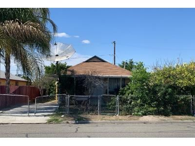2 Bed 1 Bath Preforeclosure Property in Corcoran, CA 93212 - Brokaw Ave