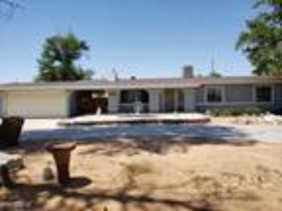 Three BR Two BA In Apple Valley CA 92307
