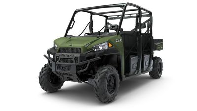 2018 Polaris Ranger Crew XP 900 Side x Side Utility Vehicles Rushford, MN