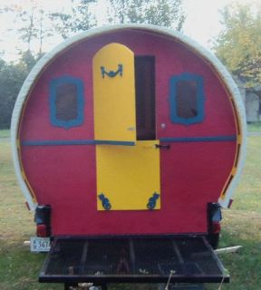 Custom Gypsy Wagon Micro Tiny House 750 LBs.