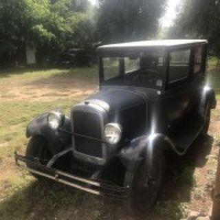 1927 Chevy 2 door