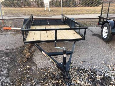 2015 Carry-On Trailers 5X10GW - 2,990 lbs. GVWR Wood Floor Utility Kansas City, KS