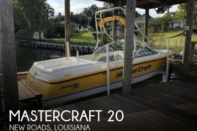 2001 Mastercraft 20