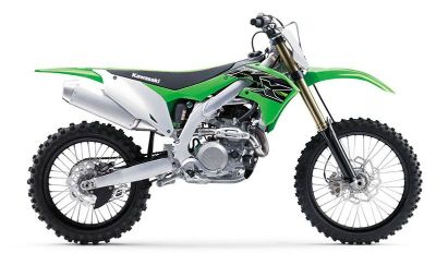 2019 Kawasaki KX 450 Motocross Off Road North Reading, MA