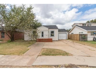 2 Bed 1 Bath Foreclosure Property in Amarillo, TX 79107 - N Roberts St