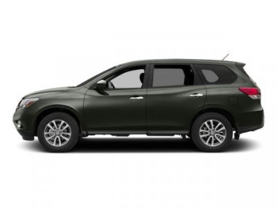 2015 Nissan Pathfinder S (Midnight Jade)