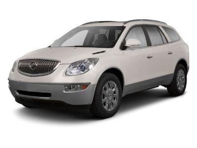 2010 Buick Enclave CXL (Quicksilver Metallic)