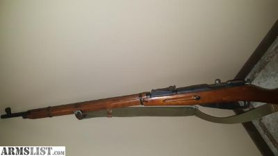 For Sale: Mosin Nagant 91/30