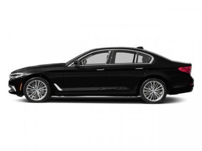 2018 BMW 5-Series 540i (Jet Black)
