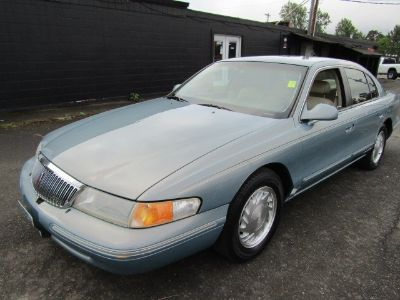 1996 Lincoln Continental 4dr Sdn