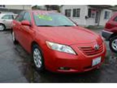 2009 Toyota Camry XLE Sedan 4D Red, Clean Carfax, 1 Owner, Excellent Shape