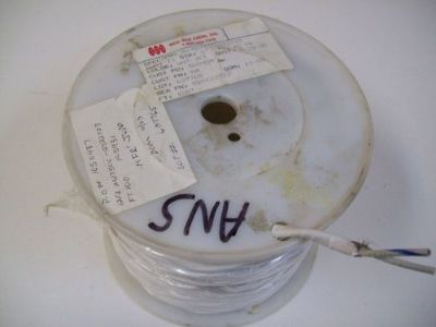 Sell SEA WIRE & CABLE M27500-12SD2T23 MIL-SPEC AIRCRAFT WIRE 80' SPOOL -FREE SHIP!!! motorcycle in Morenci, Michigan, United States, for US $149.99