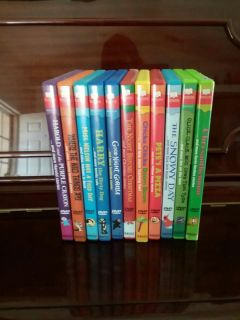 Scholastic Video Collection