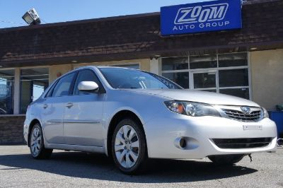 2009 Subaru Impreza Sedan i