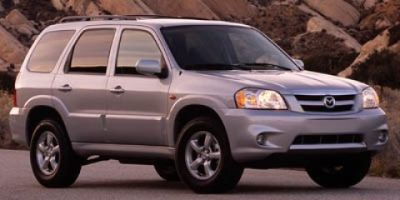 2005 Mazda Tribute i (Platinum Metallic)
