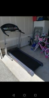 Weslo Cadence G 5.9 Treadmill Series (cross posted)