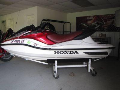 2006 Honda AquaTrax F-12 3 Person Watercraft Ottawa, OH