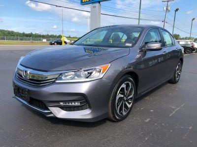 2016 Honda Accord EX (Modern Steel Metallic)
