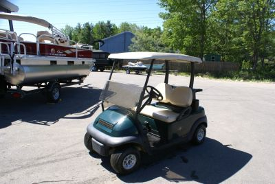 2008 Club Car Precedent i2 - Electric Golf Golf Carts Gaylord, MI