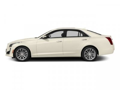 2014 Cadillac CTS 2.0T Luxury Collection (White Diamond Pearl)