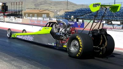 "240"" McKinney racecars top dragster"